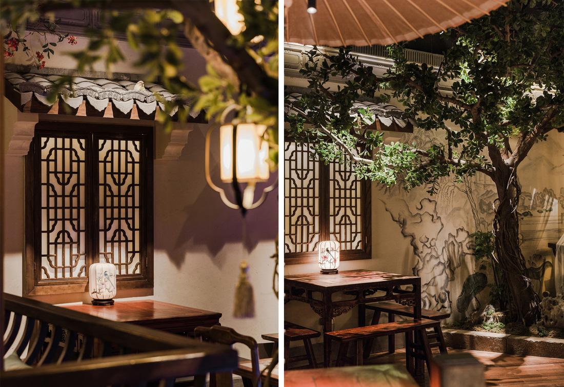 中餐馆设计