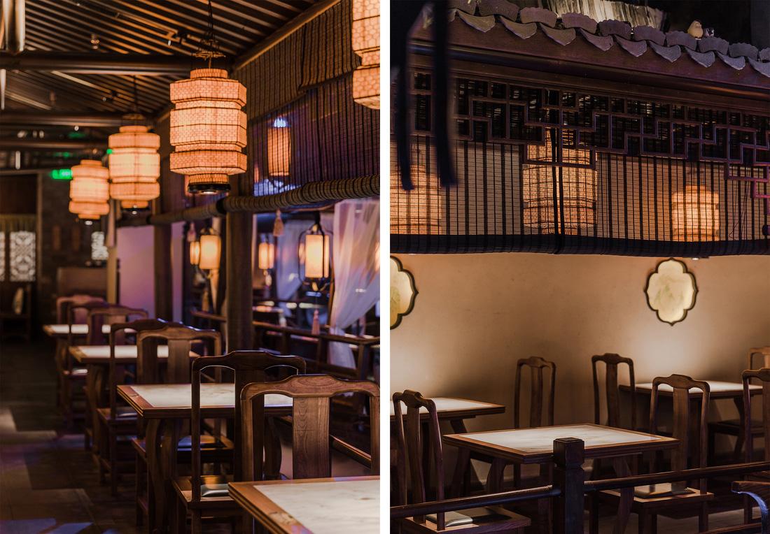 中式餐馆设计