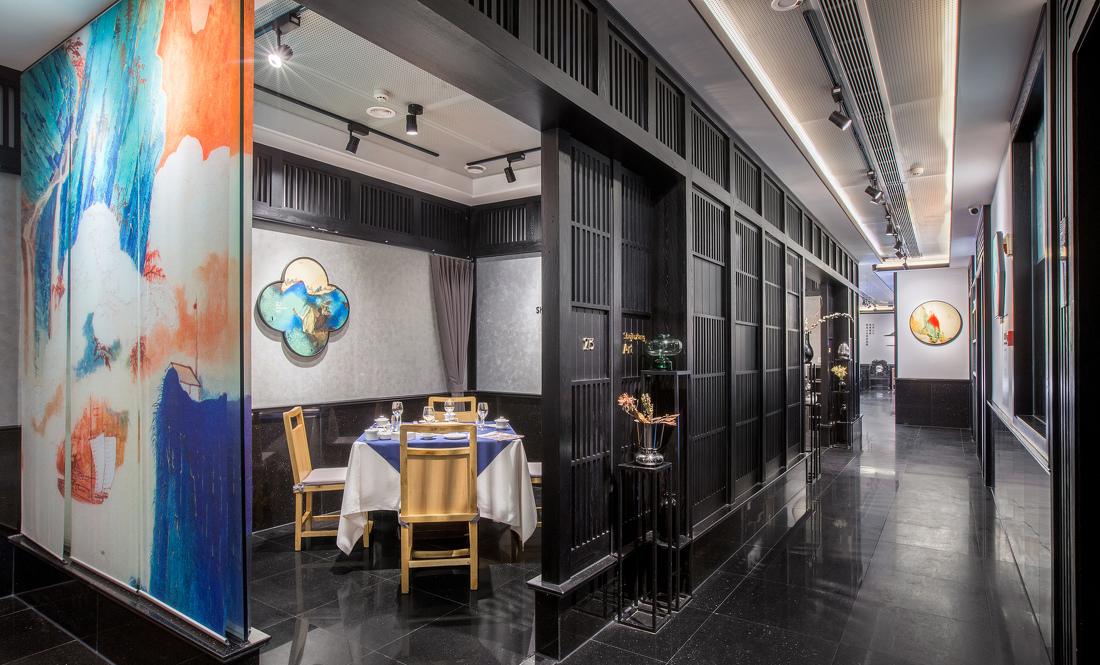 餐厅空间千亿国际网页版